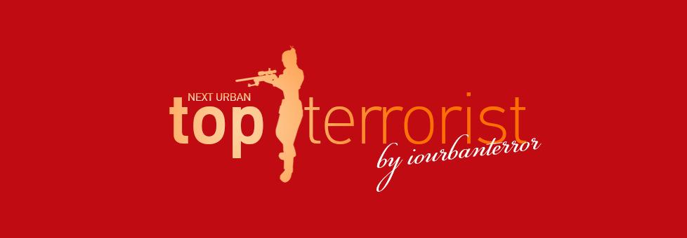 Nächster Urban Topterrorist 2013