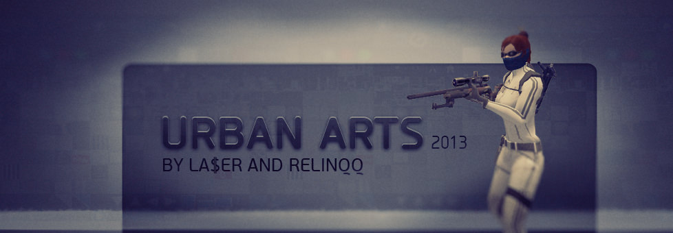 Urban Arts 2013 - Update
