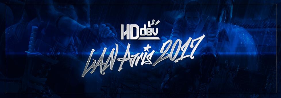 HDdev Lan - Paris 2017
